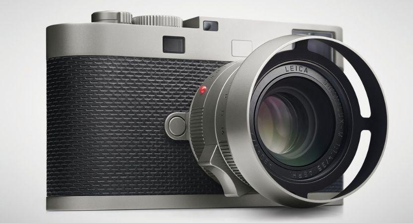 Leica lança modelo comemorativo de câmera vintage